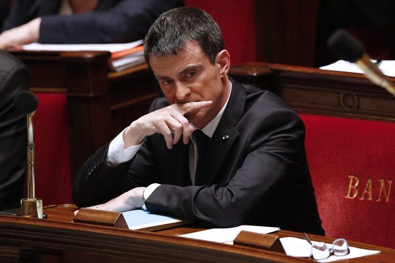 Premier Valls liczy na pozostanie W. Brytanii w UE /PAP/EPA