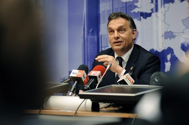 Premier Viktor Orban /AFP