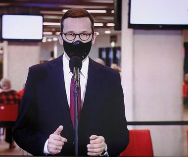 Premier: W związku z obostrzeniami tarcza antykryzysowa będzie przedłużona