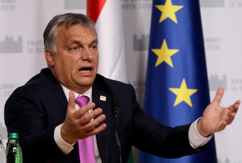 Premier Węgier Viktor Orban /East News