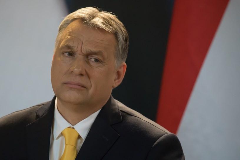 Premier Węgier Viktor Orban /Attila Volgyi /East News