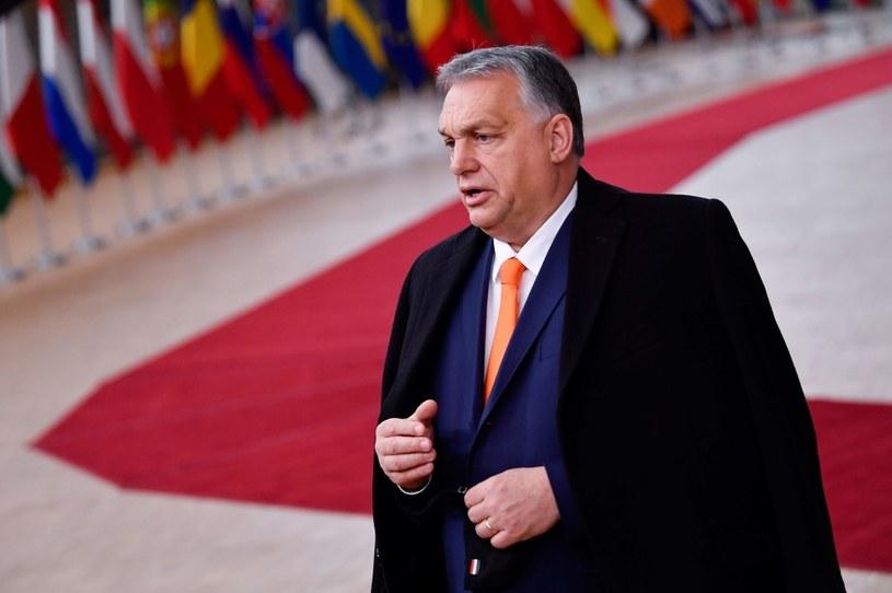 Premier Węgier Viktor Orban /JOHN THYS/POOL /AFP