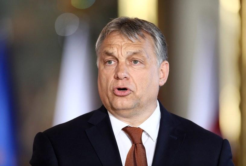 Premier Węgier Wiktor Orban /STANISLAW KOWALCZUK /East News