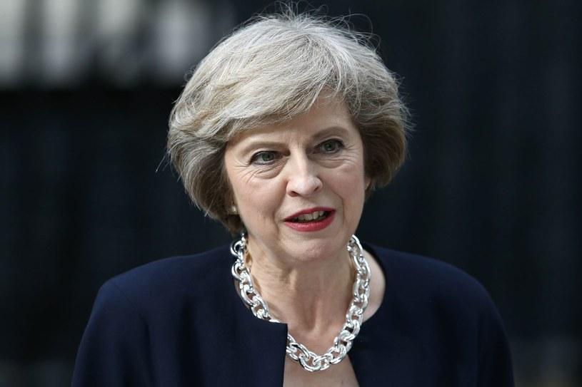 Premier Wielkiej Brytanii Theresa May /AFP
