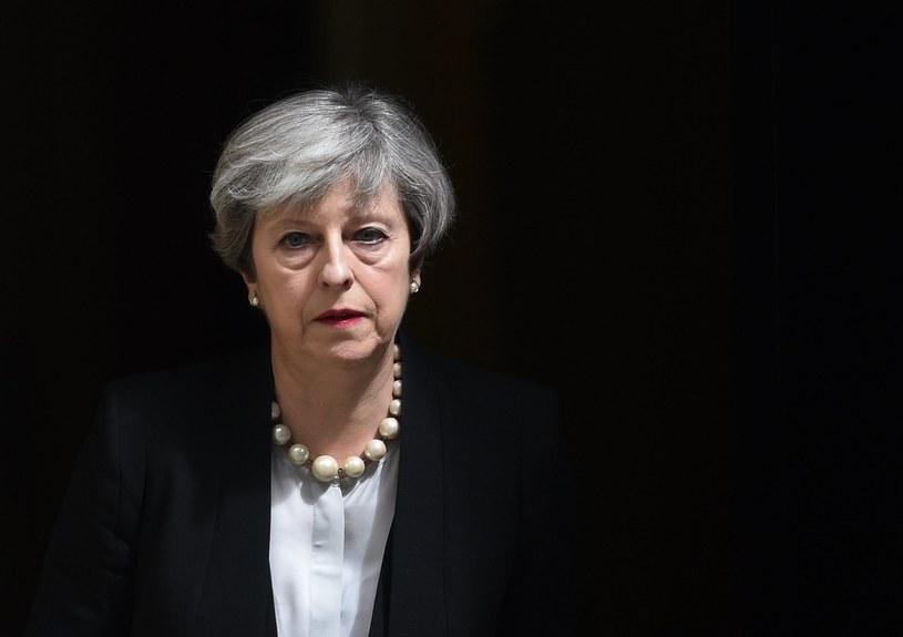 Premier Wielkiej Brytanii Theresa May /FACUNDO ARRIZABALAGA /PAP