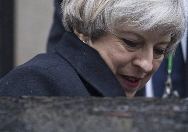 Premier Wielkiej Brytanii /WILL OLIVER  /PAP/EPA