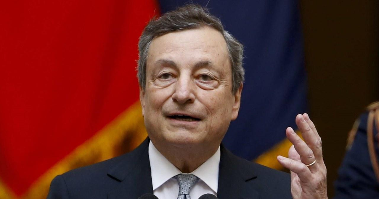 Premier Włoch: Apele, by się nie szczepić, to zachęcanie do tego, by umierać