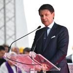 Premier Włoch Giuseppe Conte zapowiedział złożenie dymisji
