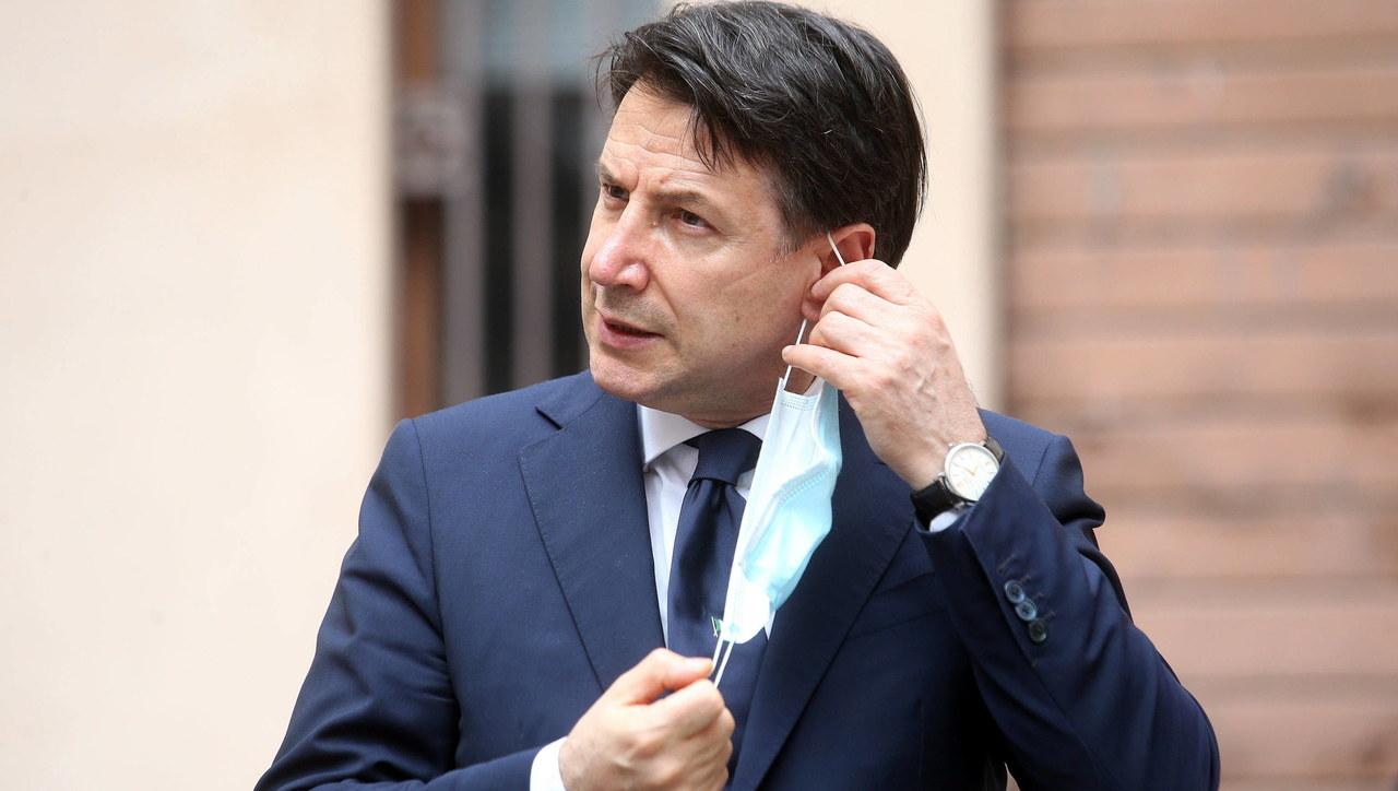 Premier Włoch: Zasługujemy na radość po miesiącach wyrzeczeń