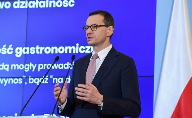 Premier: Zrobię wszystko, by jak najłagodniej przeprowadzić Polskę przez czas perturbacji ekonomicznych