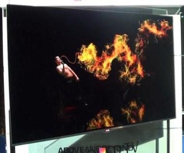 Premiera 55-calowego telewizora OLED - LG EM9600
