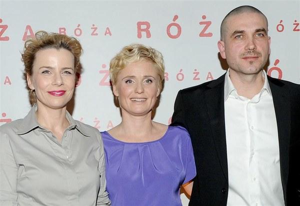 Agata Kulesza, Kinga Preis, Marcin Dorociński