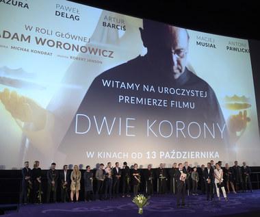 """Premiera filmu """"Dwie Korony"""" o życiu św. Maksymiliana Kolbe"""