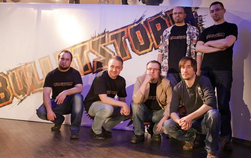 Premiera gry Bulletstorm polskiego studia People Can Fly w 2011 roku /Reporter