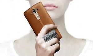 Premiera LG G4 - smartfon z kwantowym wyświetlaczem