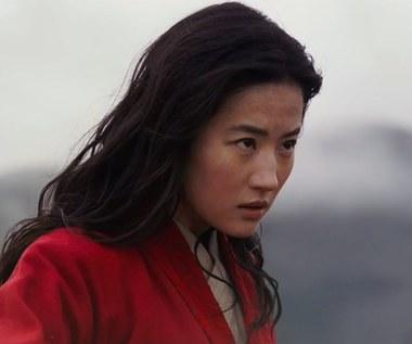 "Premiera ""Mulan"" w atmosferze skandalu"