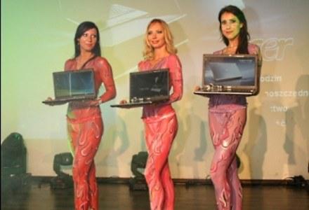 Premiera notebooków Timeline w Warszawie /materiały prasowe