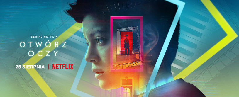 """Premiera """"Otwórz oczy"""" zaplanowana jest na 25 sierpnia /Netflix /materiały prasowe"""