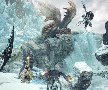 Premiera PC mocno pomogła Monster Hunter World: Iceborne