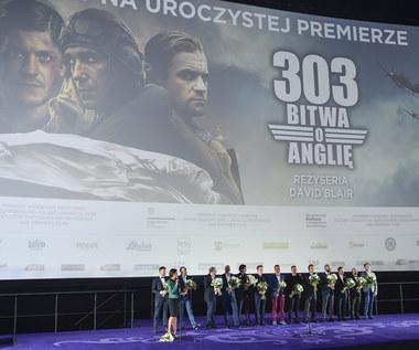 """Premiera polsko-brytyjskiego filmu """"303. Bitwa o Anglię"""""""