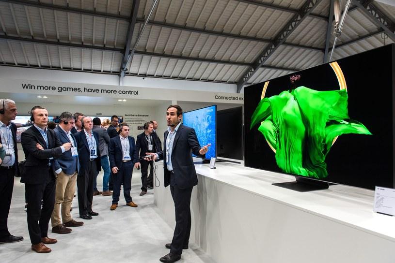 Premiera telewizorów QLED Samsunga na ten rok /materiały prasowe