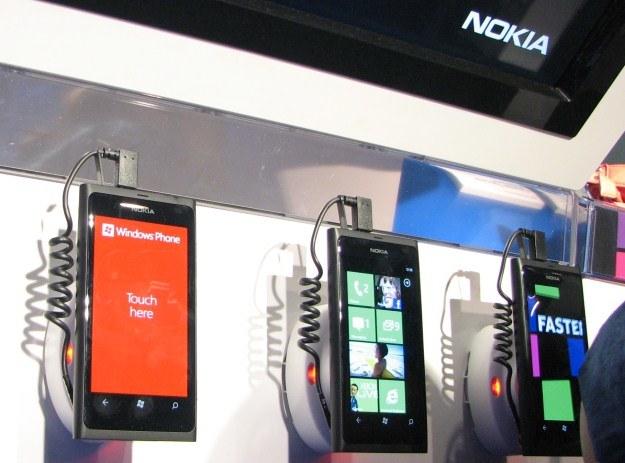 Premierowe nokie wyglądają dokładnie tak samo jak Nokia N9 /INTERIA.PL
