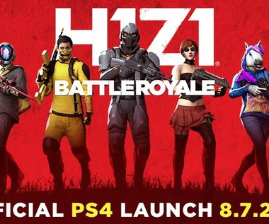 Premierowy zwiastun H1Z1: Battle Royale na PS4