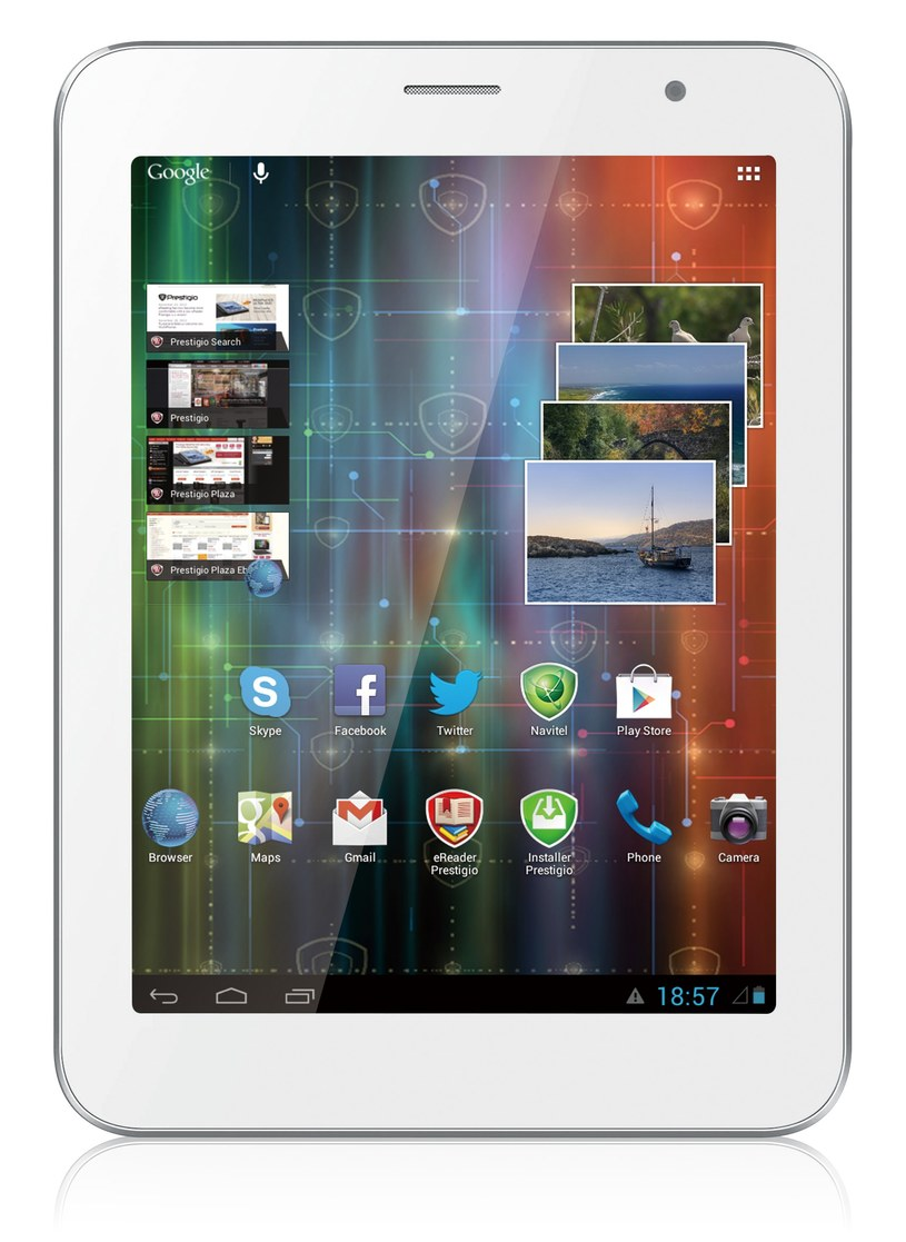 Prestigio MultiPad 4 Ultimate 8.0 3G /materiały prasowe