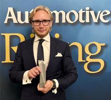 Prestiżowa nagroda dla szefa polskiego oddziału Forda