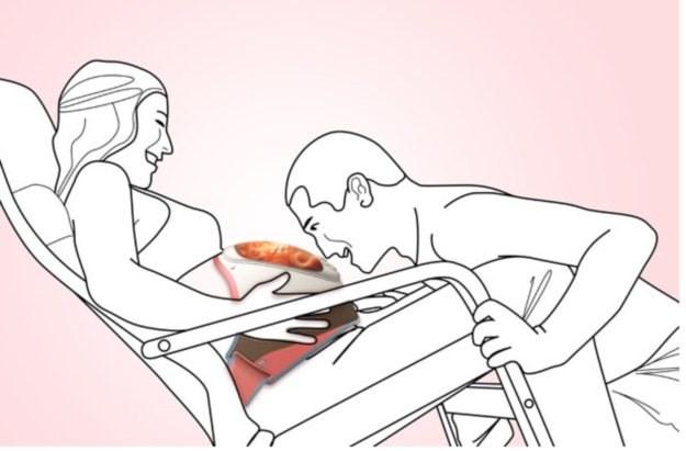 PreVue - pełny monitoring tego, jak przebiega ciąża. Wygląda dość... niepokojąco /INTERIA.PL