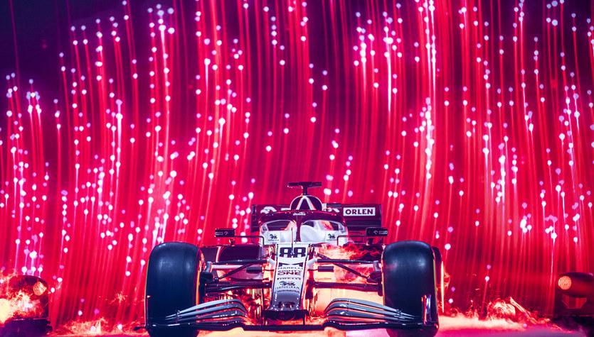 Prezentacja bolidu Alfa Romeo Racing ORLEN