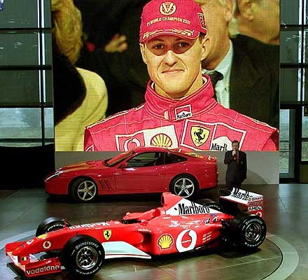 Prezentacja Ferrari (kliknij) /poboczem.pl