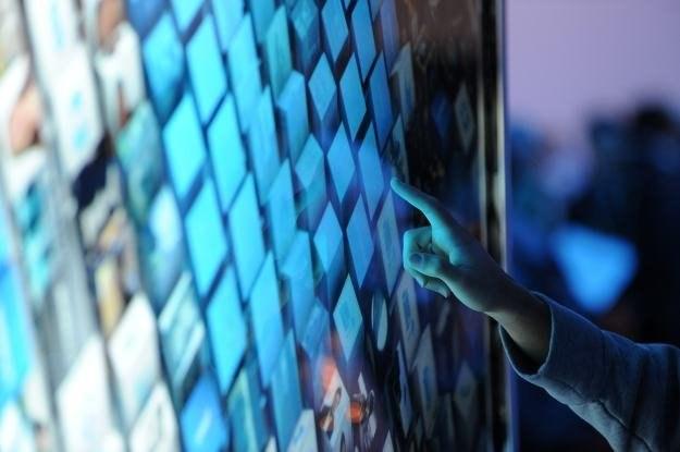 Prezentacja iCore 7 - jednego z najnowszych procesorów Intela /AFP