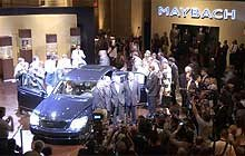Prezentacja Maybacha w Nowym Jorku /INTERIA.PL