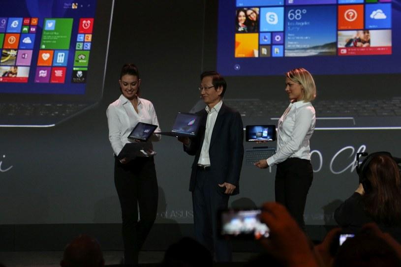 Prezentacja nowych Transformerów podczas konferencji w Las Vegas /materiały prasowe