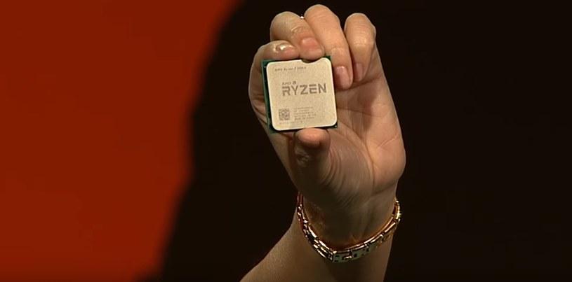 Prezentacja nowych układów AMD - fragment materiału wideo udostępnionego w serwisie YouTube.com /na kanale: AMD /materiały źródłowe