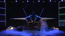 Prezentacja prototypu południowokoreańskiego myśliwca KF-X