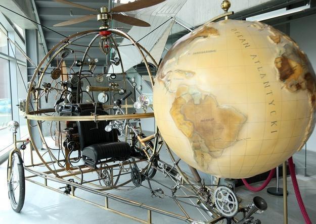 Prezentowane będą na giełdzie wynalazków w Centrum Nauki Kopernik /fot. S. Kowalczuk /East News