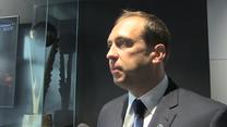 Prezes Animucki o ESA37 i poszerzeniu ligi. Wideo