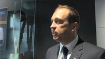 Prezes Animucki o zbliżającym się przetargu na prawa telewizyjne do pokazywania naszej ligi. Wideo