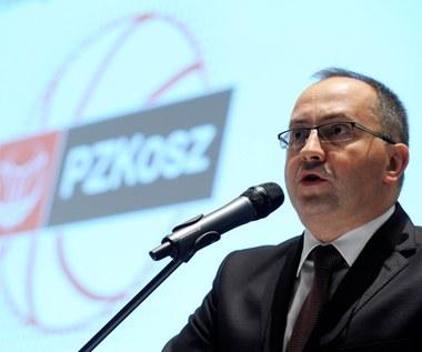 Prezes Bachański: Celem upowszechnianie koszykówki
