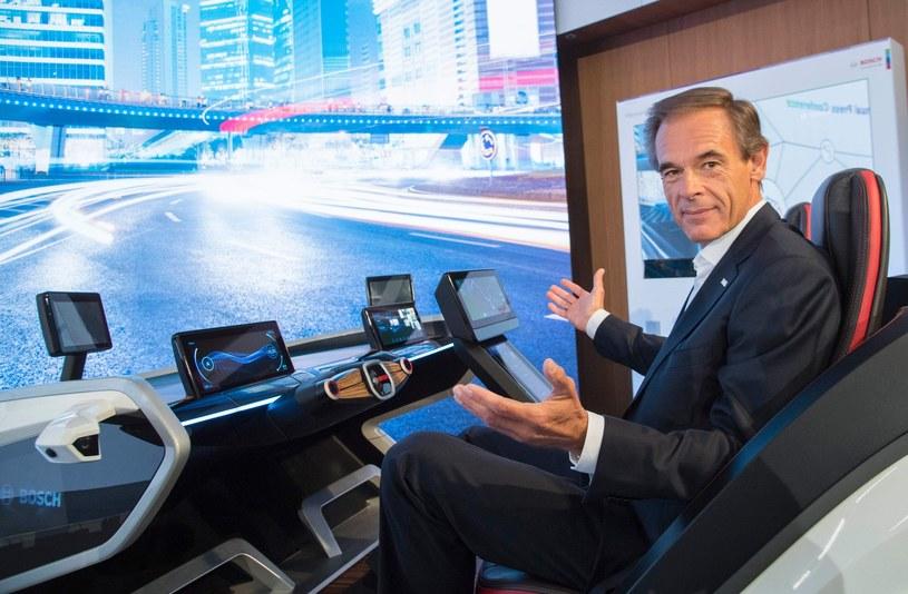 Prezes Boscha będzie musiał zmierzyć się z kryzysem /AFP