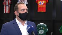 Prezes Ekstraklasy dla Interii: Na wiosnę będzie w dalszym ciągu pięć zmian.
