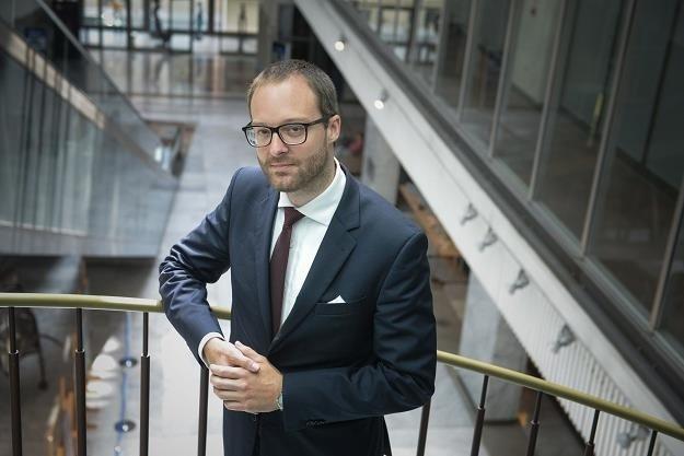 Prezes GPW Marek Dietl - nasza giełda pracuje zdalnie /Informacja prasowa