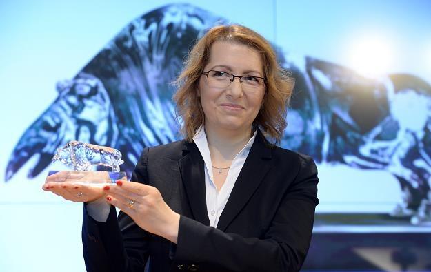 Prezes Griffin Premium RE.. N.V. Dorota Wysokińska-Kuzdra /PAP