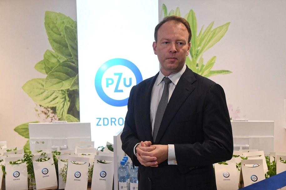Prezes Grupy PZU zrezygnował ze stanowiska /Jacek Turczyk /PAP