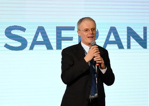 Prezes i dyrektor generalny Safran Transmission Systems Poland Jan Sawicki /PAP