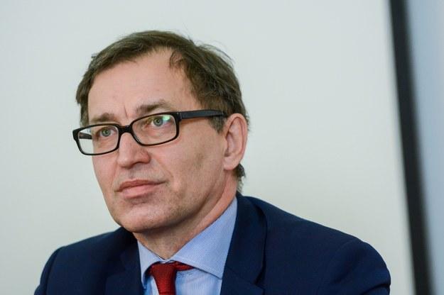 Prezes IPN Jarosław Szarek /East News