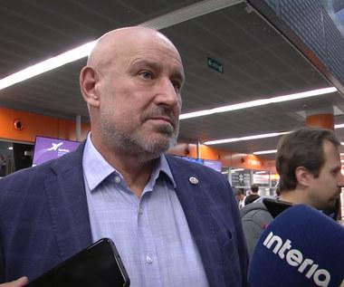 Prezes Kasprzyk: Nie chciałbym być na miejscu Vitala Heynena. Wideo
