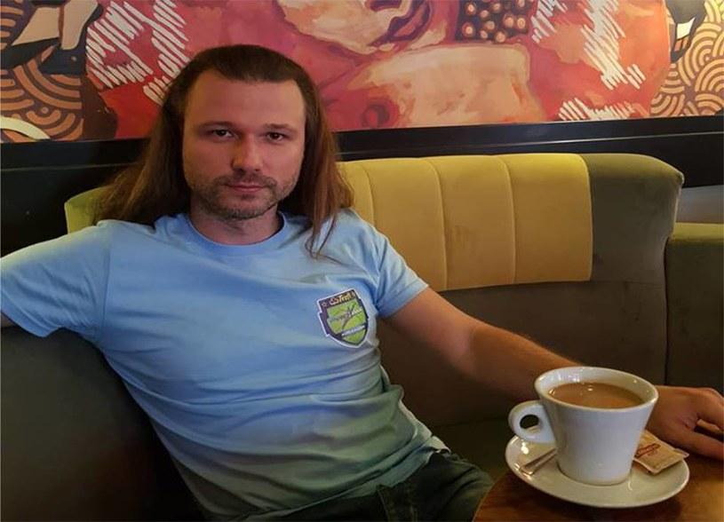 Prezes klubu Trefl Proxima Kraków Łukasz Kadela /fot. Trefl Proxima Kraków /
